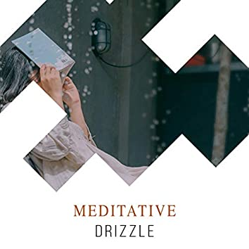 Meditative Drizzle: Rain and Water Amidst the Countryside
