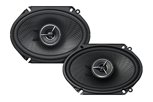 Lowest Price! Kenwood Excelon KFC-X683C 6x8 Inch 2-Way Custom Fit Speaker System