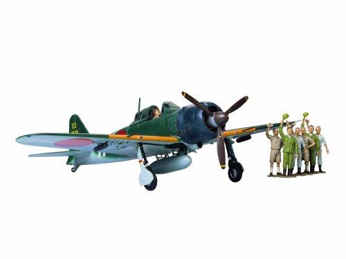 TAMIYA 300061027 - 1:48 WWII Japanischer A6 M5C Type 52 Zero Fighter