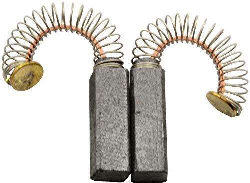 Escobillas de Carbón para LEGNA FU4 lijadora - 5x5x15mm - 2.0x2.0x5.9\'\'