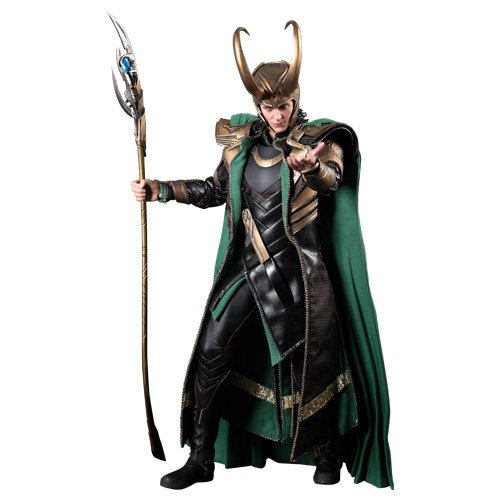 Hot Toys - The Avengers Movie Masterpiece Action Figure 1/6