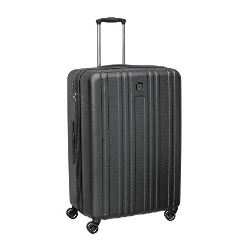 Hedgren Gate Spinner, Bagages durs, Serrure TSA, Noir (Noir) - HTRS02LEX/003-01