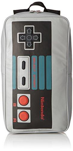 Nintendo Rucksack BIG NES Controller, grau