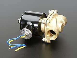 12V Brass Liquid Solenoid Valve