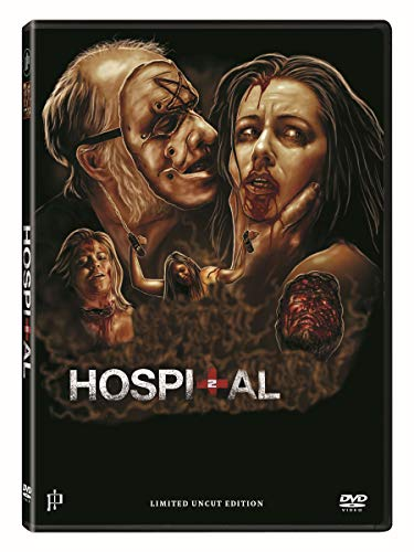 HOSPITAL 2 – Limited Edition [DVD] Uncut