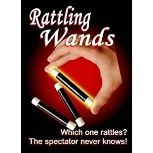 Rattling Wands Magic Trick:Hitspoker