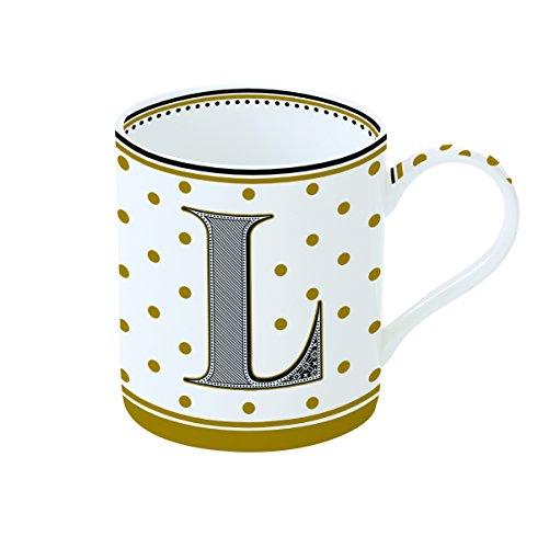 Jd Diffusion 282letl Cofanetto con Tazza L Ceramica Multicolore 13,8x 13x 10,2cm