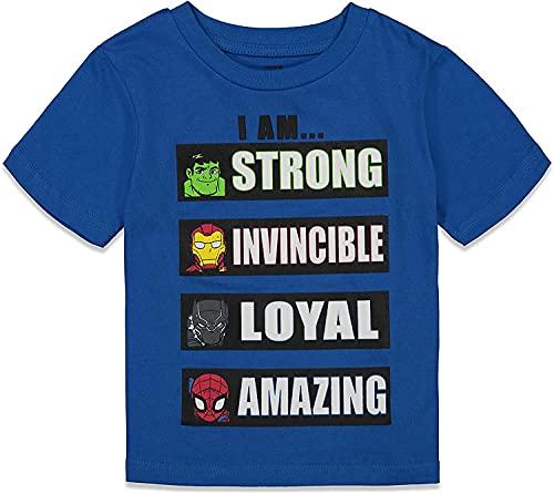 LIJUNQI Camiseta de manga corta de algodón de Superman Hulk, para chico, para verano, informal, para niños, con dibujos animados impresos, camiseta personalizada (4,110)
