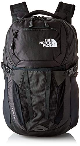 THE NORTH FACE Recon Rucksack, TNF Black, 37 x 50 x 16 cm, 31 L