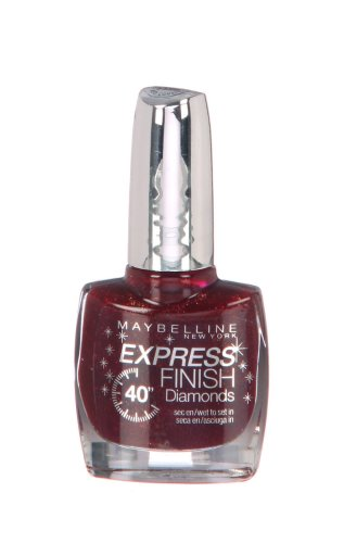Maybelline New York Nagellack - EXPRESS FINISH 312/535D RED COME