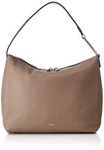 Joop! Damen Ellisse Lisa Shoulderbag Lhz Schultertasche, Braun (Mud), 12,5x44x33,5 cm