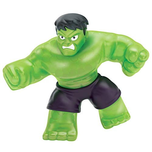 Heroes of Goo Jit Zu Licensed Marvel Hero Pack - Hulk
