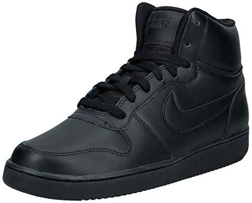 Nike EBERNON Mid, Scarpe da Fitness Uomo, Nero (Black/Black 004), 45 EU