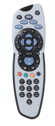 SKY Plus Control remoto con baterías Duracell y Manual (empaquetado al por menor)