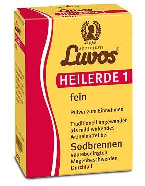 Luvos Heilerde 1 fein Spar-Set 2x950g. Pulver zum einnehmen. Anzuwenden bei Sodbrennen,...