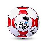 Yogatada Size 2 Cuoio Standard Pallone da Calcio di addestramento di Calcio con l'ago Net...