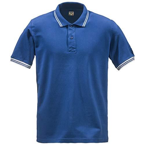 Dolomite Polo Ms Settantasei Mixte, Bleu (Ocean Blue), XXXL