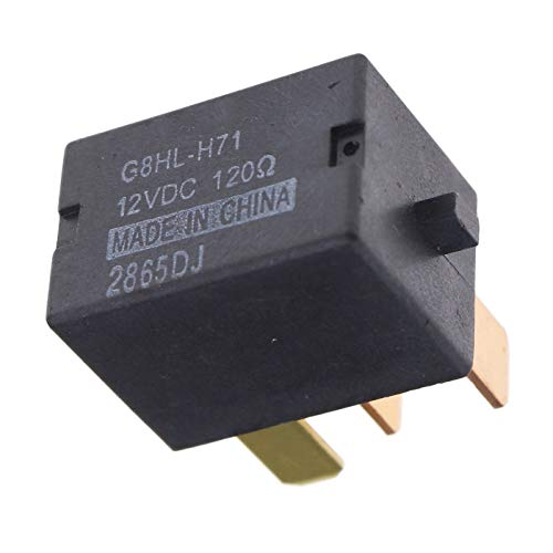 D2D Air Conditioning Relay Starter Black for Car 39794-SDA-A05