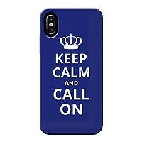 AQUOS sense4 SH-41A ケース Keep Calm 格言 イギリス CALL ON 薄型 スマホ ハードケース 個性派 D アクオス C016603_04