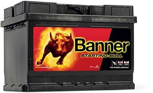 Banner Starting Bull - Batterie 480A 60Ah