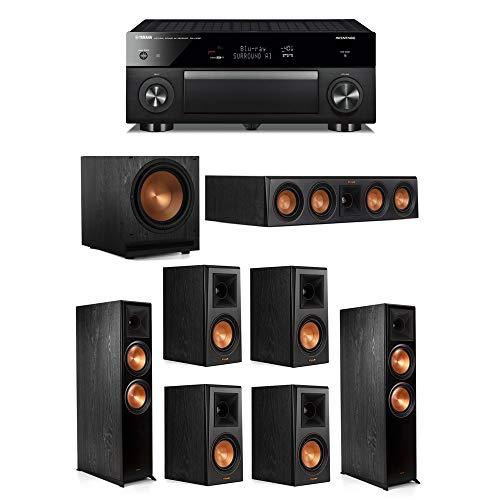 Lowest Price! Klipsch 7.1.2 System - 2 RP-8060FA Speakers,1 RP-404C,4 RP-500M Speakers,1 SPL-120,1 R...