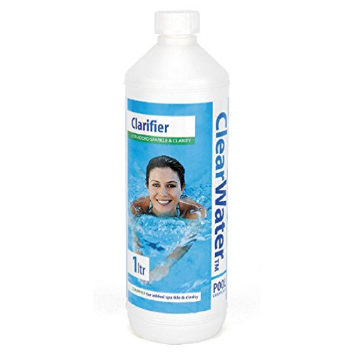 Bestway Clearwater 1 Litre Clarifier Hot Tub Spa And Pool Treatment...