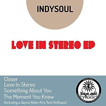 Love In Stereo EP