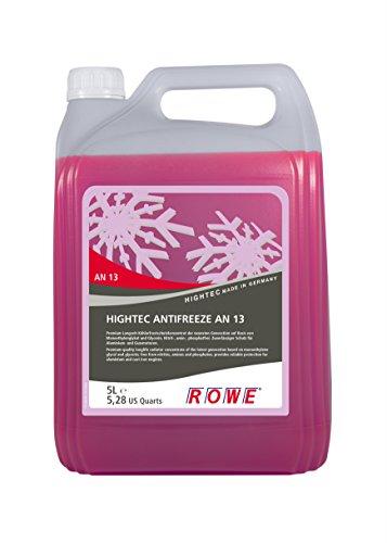 ROWE HIGHTEC ANTIFREEZE AN 13, 5 Liter