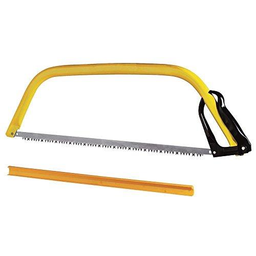 Preisvergleich Produktbild Stanley Bügelsäge Hobelzahnung (530 mm Länge,  Hardpoint-Hobelzahnung,  ergonomischer Spanngriff,  Schwedenstahl) 1-15-379