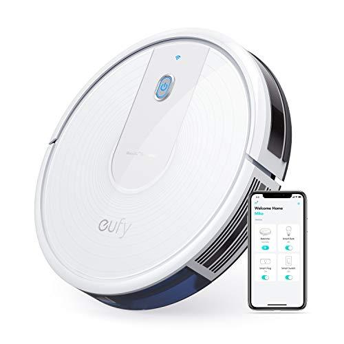 Anker Eufy RoboVac 15C(ロボット掃除機)【BoostIQ搭載 / Wi-Fi対応 / 超薄型 / 1300Paの強力吸引 / 静音設計 / 自動充電】