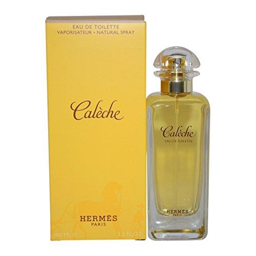 Hermes Caleche Soie Agua de perfume Vaporizador 100 ml (58197)