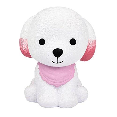 JiaMeng Juguetes de descompresión 2018,Beautiful Color Cloud Slime Squishy Putty Estrés perfumado Kids Clay Toy Squishy Slow Rising Squeeze Toys (K)