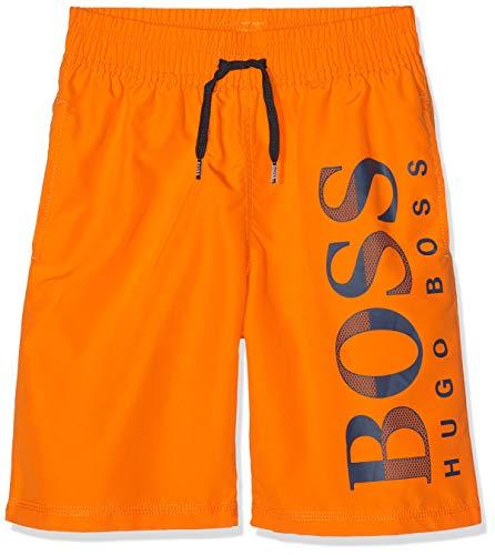 BOSS Surfer Pantalones Cortos de baño premamá, Naranja (Orange Vif 417), 5 años (Talla del Fabricante: 05A) para Niños