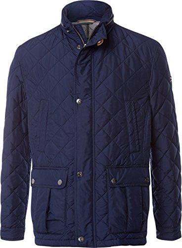 BRAX Herren Style Summerset Jacke, Navy, Large (Herstellergröße: 52)