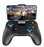 ipega-PG-9129 Wireless 4.0 Gamepad Controller Joystick for Samsung Galaxy S10/S10+/Note 10 /S20 /P40 P30 LG VIVO Oppo MI Mate Android Mobile Smartphone Tablet (Android 6.0 Higher System)