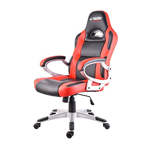 Simoni Racing SRS/C bureaustoel met sportstoel