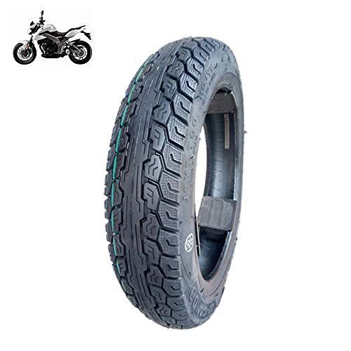 DGHJK Neumático para Scooter eléctrico, neumático de vacío 14x2.5, neumático sin cámara 60-100-10, Antideslizante y Resistente al Desgaste, Adecuado para Accesorios de Motocicletas eléctricas