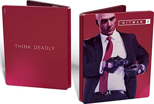 Hitman 2 - Edition Exclusive Amazon : Jeu Xbox One et boîtier métallique