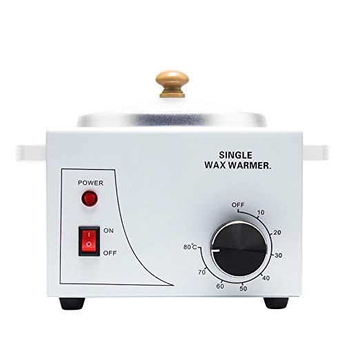 SuperMega® Single 5001 - Calentador de Cera Eléctrico para la Depilación Profesional