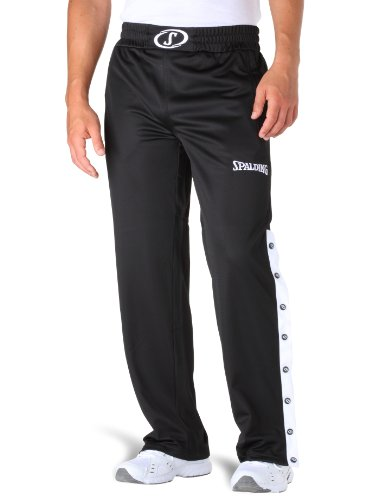 Spalding Bekleidung Teamsport Evolution Pants, Schwarz/Weiß, XXS