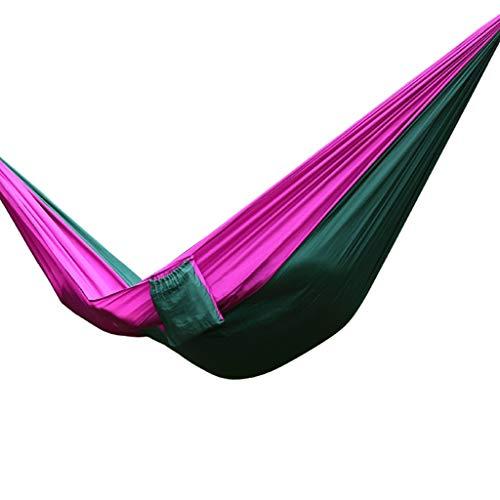 PRIDE S Hangmat outdoor camping lichtgewicht en duurzaam, makkelijk op te bergen, enkele swing