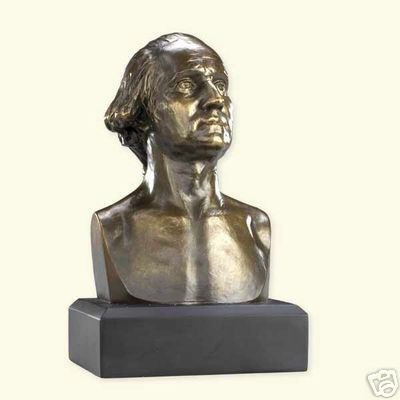 Great Americans Sale - George Washington Bust - Founding Father