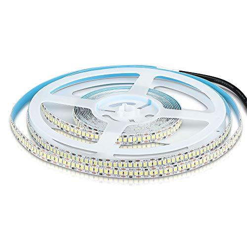 V-TAC Strip LED SMD2835 Strip 5M 15000LM IP20 - Bianco Naturale