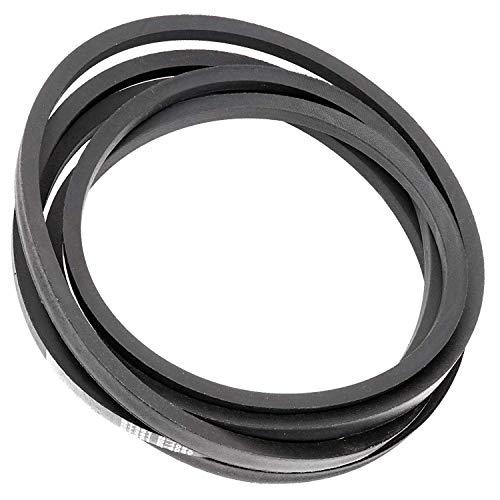 Affordable Parts New Deck Belt for John Deere 54' Deck 190C D170 E180 G110 LA150 LA175 Tractors Replaces GX21395