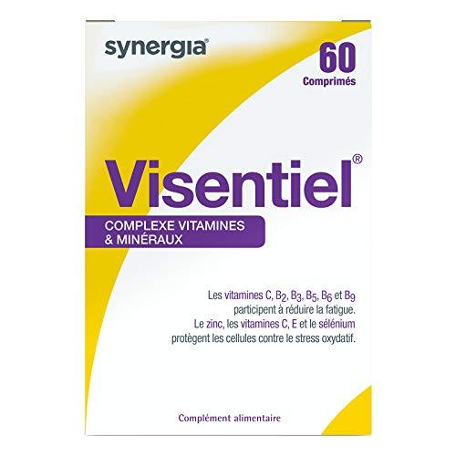 Visentiel - Vitamines C, B, E, zinc et sélénium - Origine France