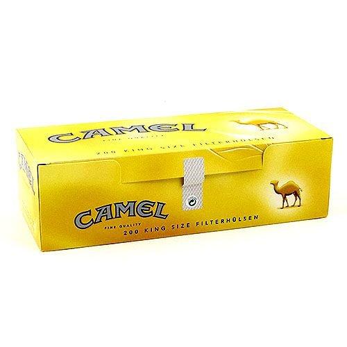 Zigarettenhülsen Camel King Size 1.000 Stück