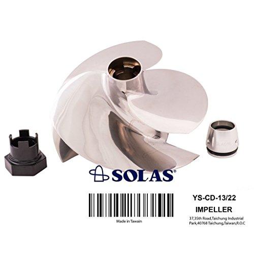 Yamaha Solas Impeller FZR / FZS / FX SHO / FX Cruiser SHO 2008 2009 2010 2011 - 2016