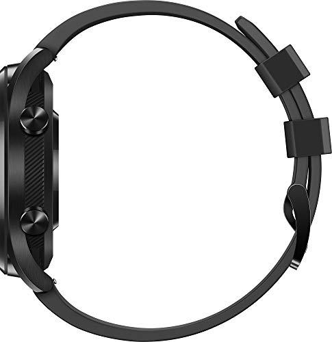 Huawei Watch GT Elegant Smartwatch (42 mm Amoled Touchscreen, GPS, Fitness Tracker, Herzfrequenzmessung, 5 ATM wasserdicht) Schwarz - 6