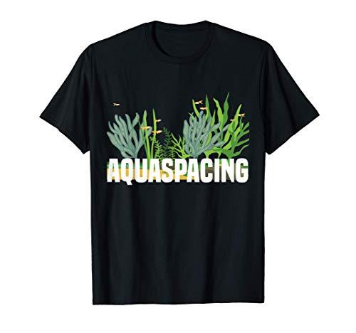 Aquascaping Aquatique Aquarianer T-Shirt