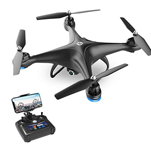 Holy Stone HS110D Drone con Telecamera FPV 1080P RC HD Video dal...